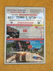 Meteora Thrones Travel Center