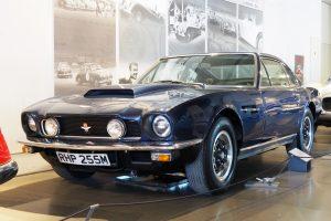 Aston Martin V8 Sr. III