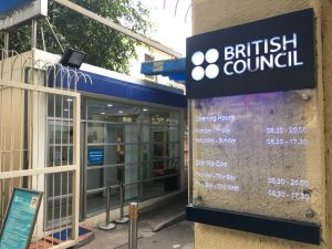 British Council Ho Chi Minh City